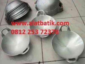 wajan batik