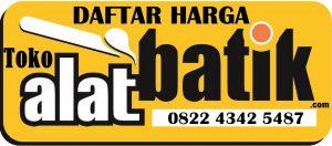 Harga Alat Batik
